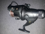 mulineta vintage pescuit RAINBOW-TECTONICHT 40,4 Ball Bearings,folosita,T.GRATUI