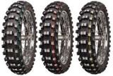 Motorcycle Tyres Mitas C-18 ( 120/90-18 TT 65R Roata spate, Rennreifen (Mischung) Interm. Terrain, rot )