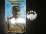 Moneda argint comemorativa 10 lei Romania 2019, Berthelot