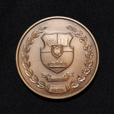 Medalie Stema Craiova - Heraldica - 1974