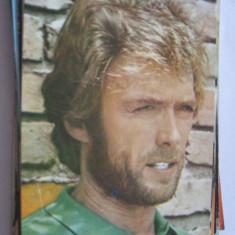 Carte postala actori/film - Clint Eastwood