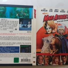 [DVD] Mars Attacks! - film original pe DVD