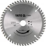 YATO Disc circular pentru aluminiu 160 x 20 x 2.2 T52