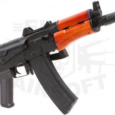 AK74U ASK 205H Full Metal & Wood [APS]