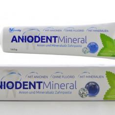 Pasta de dinți AnioDent Mineral cu ioni negativi și săruri minerale