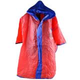 Pelerina de ploaie pentru fete Sun City Buburuza HS6101, Rosu