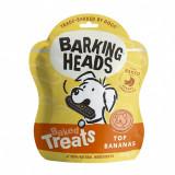 Cumpara ieftin Barking Heads Baked Treats Top Bananas 100 g