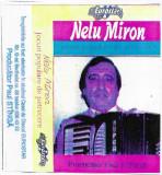 Caseta Nelu Miron – Jocuri Populare De Petrecere, originala