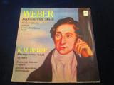 Weber. V. Sokolov - Instrumental Music _ vinyl,LP _ Melodia ( 1983, URSS)