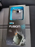 Camera video GoPro Fusion 360, 5.2 K, Negru Pret Magazin 3.500LEI!