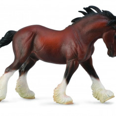 Armasar Clydesdale XL - Animal figurina