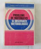 C. Udriste C. Bucur - Probleme de matematici si observatii metodologice