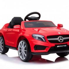Masinuta electrica Mercedes-Benz GLA45 AMG, rosu