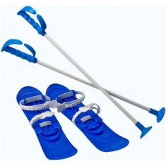 Skiuri Junior 4 Ani+ - Marmat - Albastru