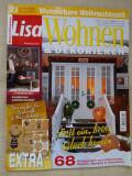 REVISTA LISA WOHNEN - decembrie 2015 - LIMBA GERMANA