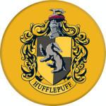 Suport stand Popsockets ® Original, Hufflepuff, Colectia Harry Potter