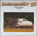 Locomotiv GT  – Aranyalbum 1971-76 (2 LP - Ungaria - VG), VINIL