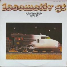Locomotiv GT  – Aranyalbum 1971-76 (2 LP - Ungaria - VG)
