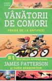Vanatorii de comori vol. 7 - Prada de la antipozi/James Patterson, Chris Grabenstein, Corint