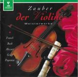 CD Pierre Amoyal/Gérard Jarry/Alexander Markov–Zauber Der Violine (Meisterwerke)