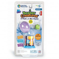 Set figurine Beaker Creatures, Learning Resources