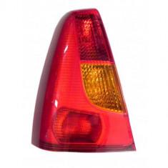Lampa stop Dacia Logan cu galben stanga 6558
