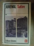 SATIRE de JUVENAL , 1986