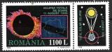 B0342 - Romania 1998 - Eclipsa 1v.neuzat,perfecta stare, Nestampilat