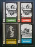 PONSON DU TERRAIL - ROCAMBOLE. CLUBUL VALETILOR DE CUPA  4 volume