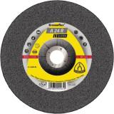 Klingspor - A 24 R SUPRA - Disc polizare metal, 230x22.2x8 mm