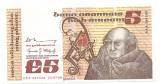 Irlanda 5 Pounds / Phunt  11.07.1980 - Central Bank of Ireland, P-71 UNC !!!