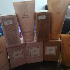 set parfum Avon Rare Gold + set Parfum Rare Pearls