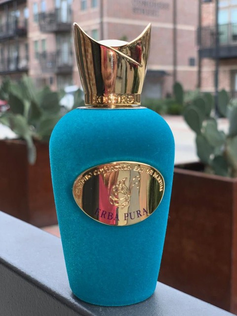 Parfum Sospiro Erba Pura 100ml  sigilat