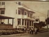 Carte Poștală 1951, Mangalia/ Vasile Roaită, circulată, colonie copii, comunism