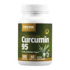 Curcumin 95 500mg, 60cps, Jarrow Formulas