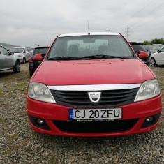 Vând Dacia Logan 1.6 16v cu instalație de gaz
