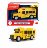 Autobuz Dickie Toys cu lumini si sunete