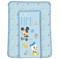 Saltea de infasat Mickey Disney Eurasia, 50 x 70 cm