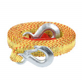 Chinga remorcare sufa ancorare si/sau ridicare chinga tractare 1.4 tone prindere cu carlige culoare orange Kft Auto