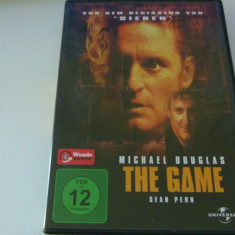 The game- dvd