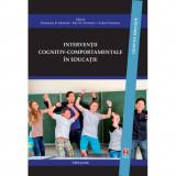 Interventii cognitiv-comportamentale in educatie