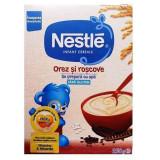 Cereale pe baza de orez si roscove, incepand de la 6 luni, 250 g, Nestle