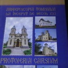 ARHIEPISCOPIA TOMISULUI-PROTOIERIA CARSIUM-TIP. CU BINECUV.IPS TEODOSIE-232PG-A3
