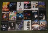 DVD muzica:Kiss,Bryan Adams,Michael Jackson,Michael Bolton,Gipsy Kings,L Richie