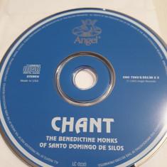 THE BENEDICTINE MONKS OF SANTO DOMINGO DE SILOS - CHANT  -   CD