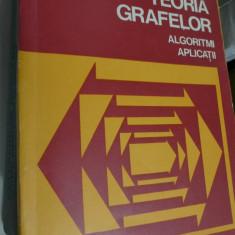 Teoria Grafelor Algoritmi Aplicatii 1974 Alexandru Rosu
