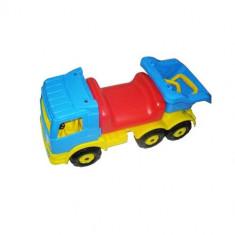 Masinuta fara pedale-Camion - Premium, 71x26x32 cm, Wader