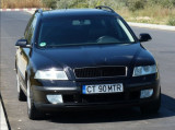 Skoda octavia 2, Motorina/Diesel, Break
