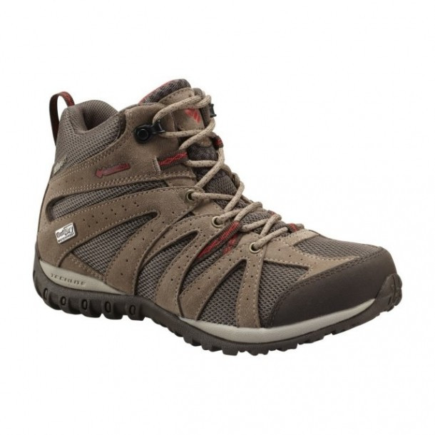 Bocanci Femei Outdoor Piele impermeabili Columbia Grand Canyon Mid Outdry OutDry