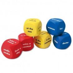 Cuburi pentru construit povestiri, Learning Resources